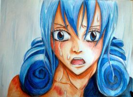 Juvia Lockser Fairytail by Duckylanaa