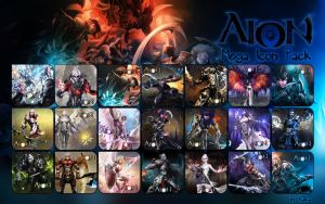 Aion Online Mega Icon Pack by Kalca