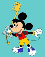 Willy Mouse by dannyfangirl