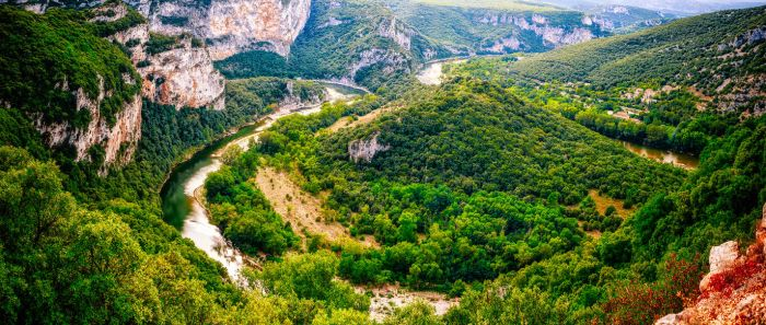 The Ardeche by calimer00
