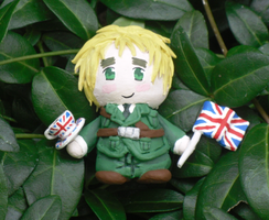 APH- England Statuette by bones-sickle