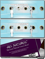 The All Natural Universe Bar by XavUK