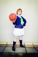 Riko KnB Cosplay by arthurcrossplay