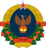 seal of the takanuvian national safety force by mastercharlesalbert