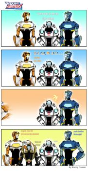 TFA: not the shortest by BloodyChaser