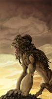 Roar for Freedom by AlectorFencer