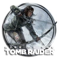 Rise of the Tomb Raider Icon by Troublem4ker