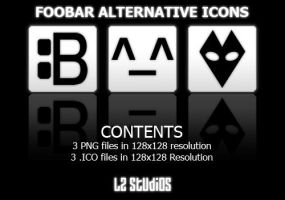 Foobar Alternative Icon by LordZoltan