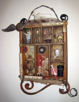 Assemblage: The Adventure by bugatha1