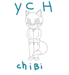 YCH Chibi open! by RainRedfox