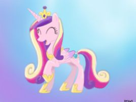 Princess Cadence by Zelda5