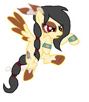 -::Spirit Storm - Hoof Pointing::- by CheroPony