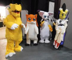 Midlands '13 - Digimon by AngelBless