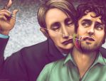 Hannibal: Hooked by verilyvexed