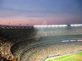 shea stadium by AlexandreaJane