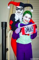 Joker Jr. and Harley Quinn 11 by Lady-Ha-ha