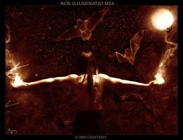 Nox illuminatio mea by Chatterly