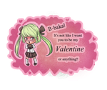Valentines card thing by Sassmodeous