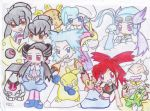 Hoenn Gym Leaders Chibi by WingsOfImagination