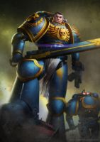WarHammer by anangs71