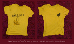 Free! Team-Shirt by Finding-The-Key