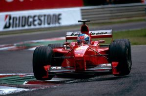 Mika Salo (Belgium 1999) by F1-history