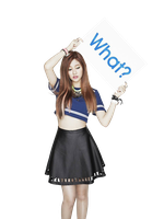 AOA BlackYuna PNG by lagsiga