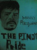manny pacquiao by blueskyhigh