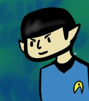 Spock by Magnexx