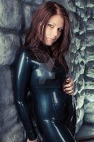 That Look In Her Eye by latexavenger