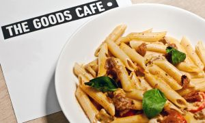 Spicy Penne Duck Curry by adrielchrist