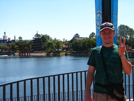 Victory for Japan_EPCOT2 by FilmmakerJ