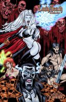 Lady Death Blacklands n 01 by gabrielguzman