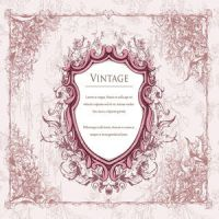 Free Vector Vintage Background by cristina012