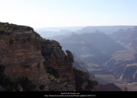 Grand Canyon2 by faestock
