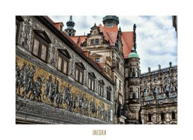 Dresden - the old town II by calimer00