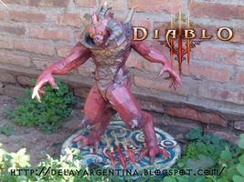 Diablo by delay-papercraft