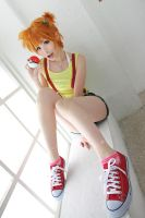 Misty cosplay 4 by HoNeYbEeMai