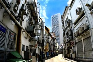Aircon Alley Part II by archlover