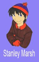 Stan Marsh by Shuggie