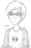 Dave Strider by VinDeamer