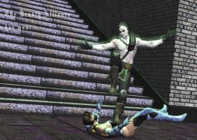 The Deadly Alliance has won 2 by MagicLynx
