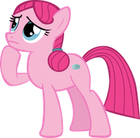 No Sonic Rainboom - Pinkamena Diane Pie by TheAirgonaut