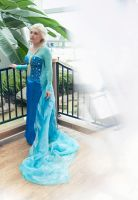 Elsa - Beware the Frozen Heart by Nyxiie