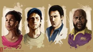 L4D2 SURVIVOR HEADSHOTS by Echelon-X