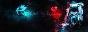 [FB Cover] Life is nothing but Lies by Sirhaian