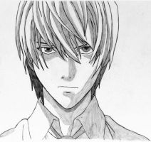 Light Yagami 4 by Beniak