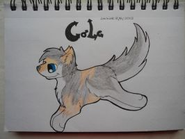 Cole .:AT:. by Lockian