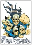 THE AQUABATS by Jedrej