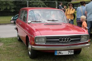 Audi Variant 75 by Budeltier